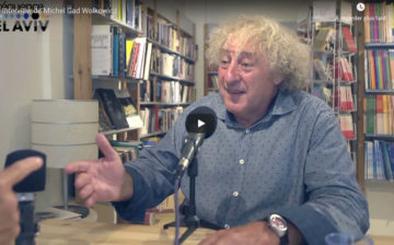 Interview de Michel Gad Wolkowicz sur Fréquence Tel Aviv