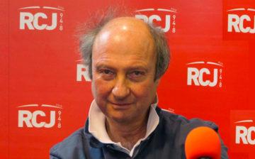Bernard Golse au micro de Jean Birenbaum et Michel Gad Wolkowicz