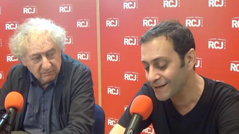 Jean Birenbaum et Michel Gad Wolkowicz reçoivent Michaël Prazan sur RCJ
