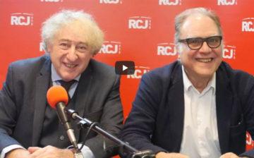 Marc Cohen et Michel Gad Wolkowicz sur RCJ