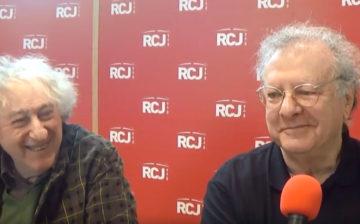 Jacques Tarnero et Michel Gad Wolkowicz sur RCJ