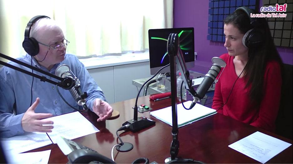 Pour l'amour de Sion – Israël, mythe et réalité – Michael Bar Zvi – Radio Taf
